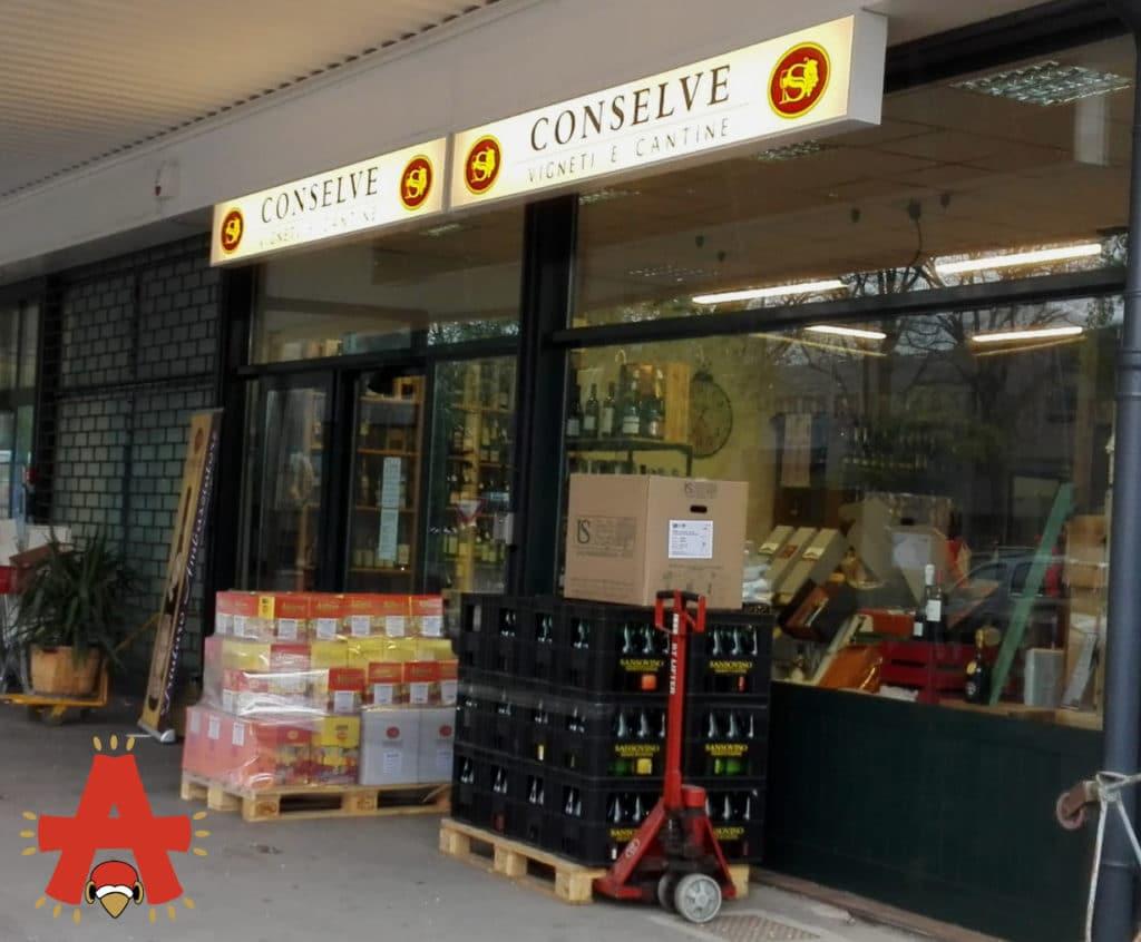 Cantina Conselve-Arcella-Padova-esterno