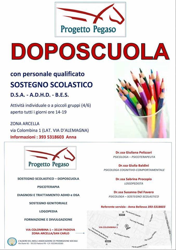 Doposcuola-sostegno-scolastico-con-personale-qualificato-Padova-zona-Arcella